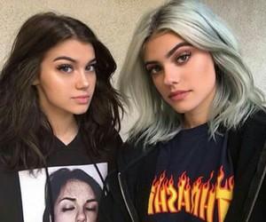 sahar luna, tumblr, and kelsey calemine image