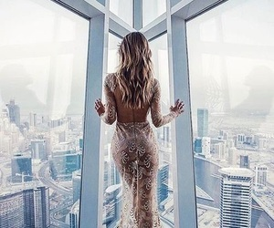 fashion, dress, and city image