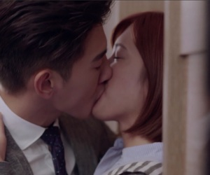 kiss, dorama, and love image