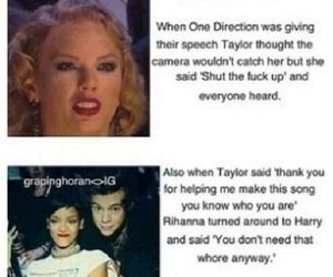 rihanna, Harry Styles, and Taylor Swift image