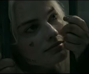 harley quinn, suicide squad, and movie image
