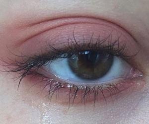 eye, aesthetic, and makeup image