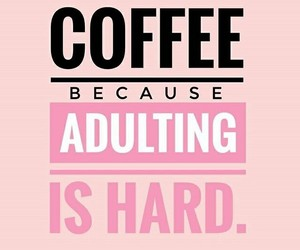 Adult, coffee, and morning image