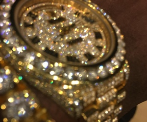 diamond, ghetto, and luxury image