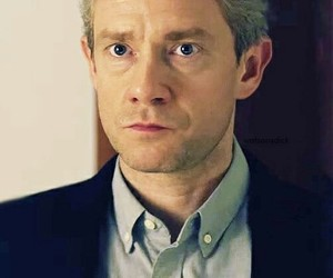 Martin Freeman, handsome, and sherlock image