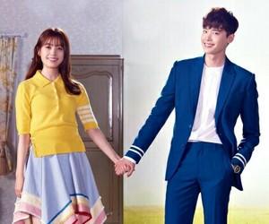 han hyo joo and lee jong suk image