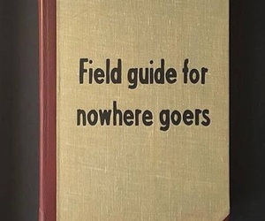 book, field, and guide image