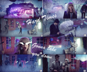 hayley, paramore, and purple image