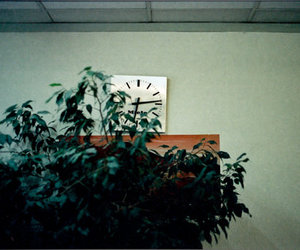 35mm, lomo, and clock image
