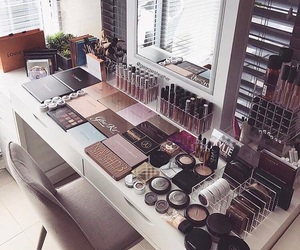 luxury, goals, and makeup image