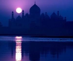 beautiful, inde, and taj mahal image