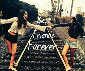 always, hair, and best friends forever image