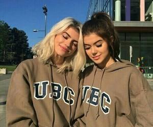 besties and university image