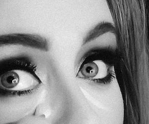 Adele, eyes, and amazing image