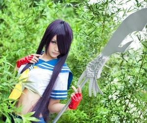 anime, cosplay, and kanu unchou image