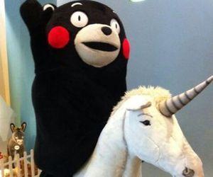 unicorn and kumamon image
