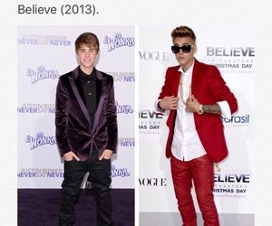 believe, never say never, and justin bieber image