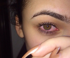 eyes, nails, and high image