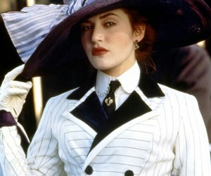 kate winslet, titanic, and rose image