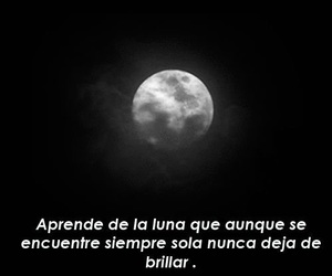 luna and frases image