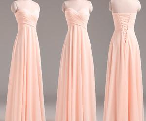 dress, Prom, and weddings image