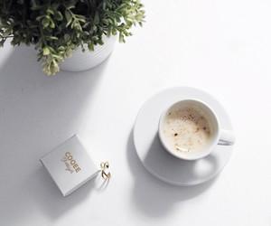coffee, minimal, and minimalist image
