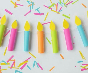 birthday and candle image