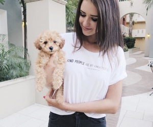 jess conte and dog image