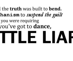 arctic monkeys and dance little liar image