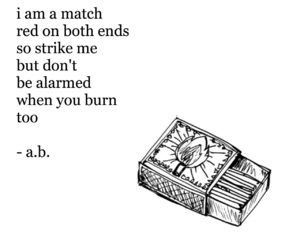 poem, poetry, and sad image