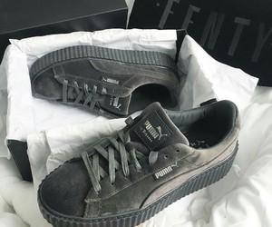 grey and puma image