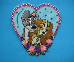 disney, dogs, and patches image