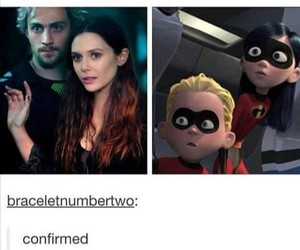 Avengers, brother, and disney image