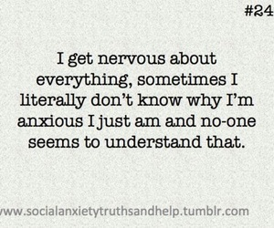 anxiety, nervous, and depression image