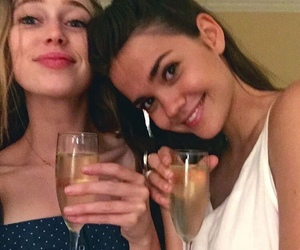 maia, the fosters, and mitchell image