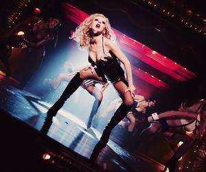 christina aguilera, burlesque, and xtina image