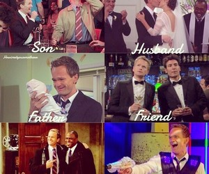 Barney Stinson and how i meet your mother image