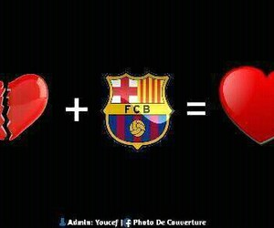 messi and fcb image