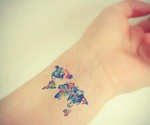 tattoo and world image