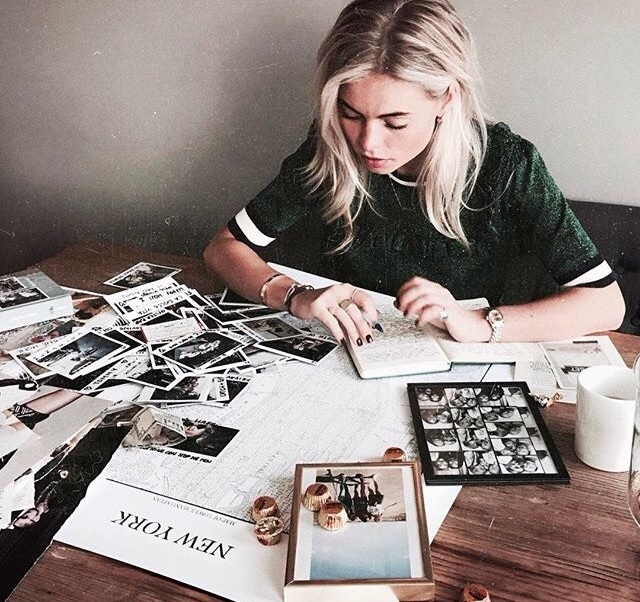 art, girly, and goals image