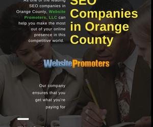 seo companies, orange county seo company, and website design services image