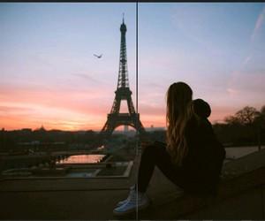 paris, adventure, and france image