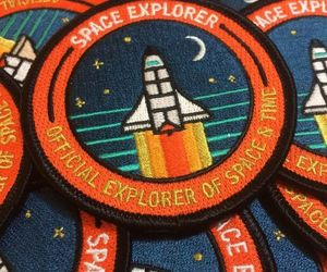 patches and space explorer image
