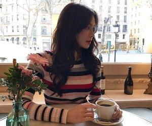 asian, beautiful, and korean fashion image