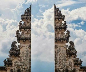 bali, indonesia, and sky image