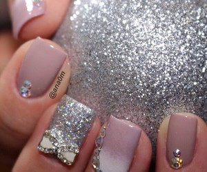 beauty, glitter, and glamour image