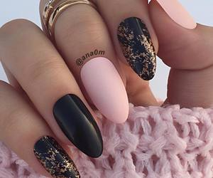 beauty, nail art, and fashion image