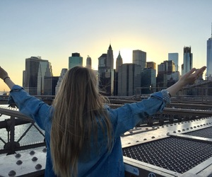 beautiful, Brooklyn, and fashion image