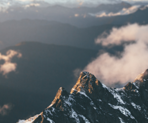 mountains, nature, and epic image