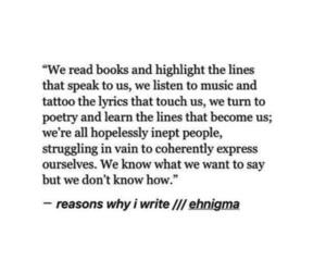 feelings, life, and reasons image